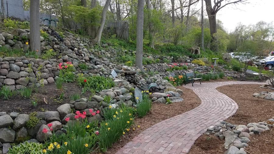 Garden Spring ___