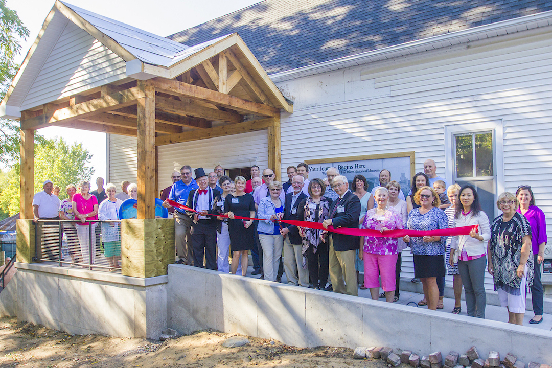loc 0830 cs Flat River Museum reopening-1